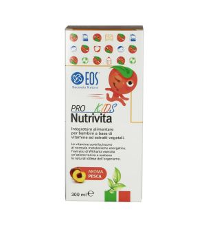 EOS PRO-NUTRIVITA KIDS INTEGRATORE 300 ML